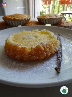 tortini light all'ananas