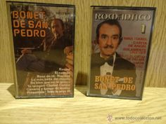 BONET DE SAN PEDRO. DOS CASETES DE BUENA CALIDAD / BELTER.