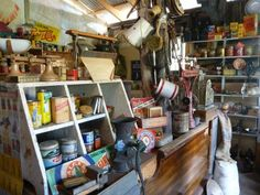 Right in the heart of Beaver Creek, Yukon, there's a gem of a find.  Sid Van der Meer's Border Town Museum is quaint and adorable. He's been collecting artifacts from abandoned cabins and along the Alaska Highway for close to five decades and is som