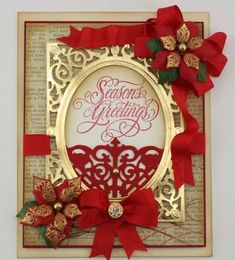 Introducing JustRite Festive Poinsettia Stamps and Grand Christmas Sentiments