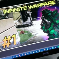 First game of #Infinitewarfare up in 10 minutes! Bit of a shaky start i think.   #Callofduty #Fail #Videogames #Xbox #Playstation
