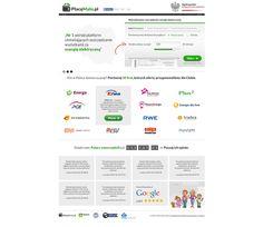Placemalo.pl Webdesign #webdesign #web #design #piotr #wolniewicz #portfolio #inspiration
