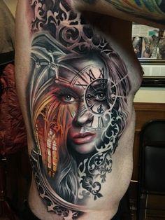 Rember Orellana > Unnamed #tattoo #ink #art #photo #beautiful