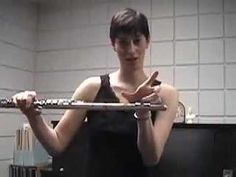 3 Ways to Improve Your Tone on the Flute - wikiHow