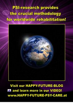 PSI-research provides the crucial methodology for worldwide rehabilitation! The recipe´s formula for a new start out of the crisis: healthy emotionality and . New Start, Explain Why, Consciousness, Channel, Advertising, Challenges, Community, Future, Learning