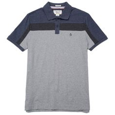 ATHLETIC TWO PANEL POLO // Original Penguin