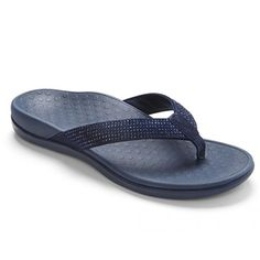 Tide Sandal in Navy