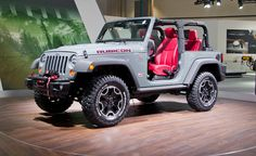 2013 Jeep Wrangler Rubicon 10th Anniversary Edition Debuts at L.A. Auto Show – News – Car and Driver