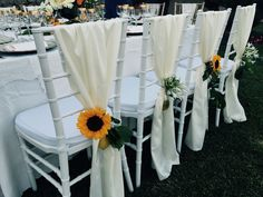 Wedding Day, white chairs, Villa Minuta, Scala, White, Yellow and Orange colors, Olga Studio, Sposa Mediterranea, Federica wedding Planner