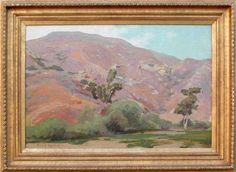 "Aaron Kilpatrick, Loma Linda, O/C, 30"" x 40"", signed LLAaron E. Kilpatrick - California-Art.com"