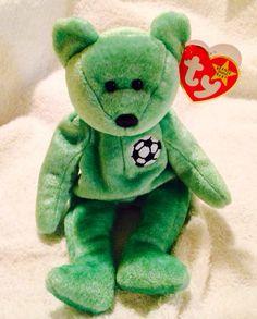 Ty Kicks Rare Beanie Baby by JewelzVintage on Etsy aae655e6136f