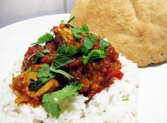 Kanaa intialaisittain: Kipparin morsian Chana Masala, Rice, Meat, Chicken, Ethnic Recipes, Food, Essen, Meals, Yemek