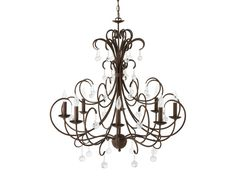 Shop for contemporary chandelier lighting at Arhaus. Our unique chandeliers are a perfect way to brighten up your living or dining room. Entry Chandelier, Ceiling Chandelier, Chandelier Lighting, Ceiling Lights, Chandeliers, Energy Efficient Lighting, Contemporary Chandelier, Glass Collection, Hanging Art