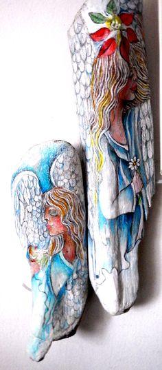 zdenka Měřičková  art.  malovaná dřeva