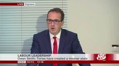 Owen Smith wants to 'smash austerity' - borrow/spend more (27July16)