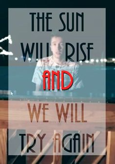 """Truce"" by Twenty One Pilots. This song means so much to me..."