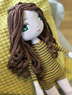 Crochet Art, Crochet Doll Pattern, Love Crochet, Crochet Dolls, Crochet Patterns, Amigurumi Doll, Doll Patterns, Etsy Seller, Winter Hats