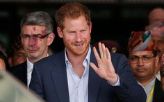 Prince Harry arrives in Nepal to pay tribute to Gurkhas #World #iNewsPhoto