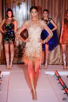 Yulia Yanina - Haute Couture - Spring 2013