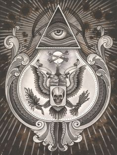"""Beneath the broad tide of human history there flow the stealthy undercurrents of the secret societies, which frequently determine in the depths the changes that take place upon the surface"" A. E. Waite (Hermetic Order of the Golden Dawn)"