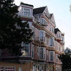 Take a haunted trolley tour through savannah 39 s historic for San francisco haunted hotel