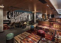 Design hostel Goliath, Generator, opens its biggest branch to date in bohemian Paris district…http://www.we-heart.com/2015/03/10/generator-paris-design-hostel/