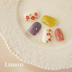 * 椿\( ˙▿︎˙ )/ . #nail #nails #nailarts #nailsalon #Lunon #ibaraki #茨城 #ネイル #ルノン #ジェルネイル #和ネイル #和風ネイル #椿 #成人式 #お祭り #ショートネイル #和風 #ネイルデザイン #instanails #nailstagram #nailswag #naildesign #gel #gelnails #japanesenailart