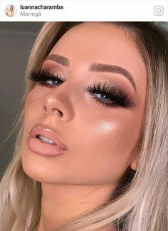 Make up like you care Miladies net - eye-makeup Wedding Makeup Tips, Eye Makeup Tips, Eyeshadow Makeup, Bridal Makeup, Eyeliner, Drugstore Makeup, Makeup Products, Makeup Glowy, Natural Makeup