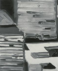 Gerhard Richter, Stadtbild (Townscape) 1968, 53 cm x 43 cm, Catalogue Raisonné: 178-7, Oil on canvas