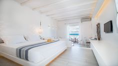 Honeymoon Junior Suites | Villa Marandi Suites Naxos - hotels Naxos island Greece, holidays Naxos