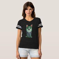 Frankenstein Pugs T-Shirt Funny Halloween  Shirt - thanksgiving day family holiday decor design idea