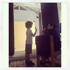 StilBox shooting by Collezioni Bambini Chiara & Davide before shoot #ss18 #childrenfashion #fashion #children #playtime #collezionibambini @carminaappulo @chiara4hands4 via COLLEZIONI MAGAZINE OFFICIAL INSTAGRAM - Celebrity  Fashion  Haute Couture  Advertising  Culture  Beauty  Editorial Photography  Magazine Covers  Supermodels  Runway Models