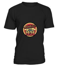 Present for 81th Birthday - Born in 1936  #september #august #shirt #gift #ideas #photo #image #gift