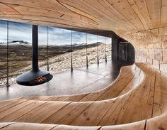 I LOVE.....this Scandinavian Sauna