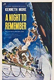 A Night to Remember (1958) - IMDb