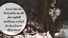Tauch ein in die Magie der Rauhnächte und erfahre den Jahreswechsel auf eine bewusste und achtsame Art und Weise!    Hier kannst du dir den gesamten BlogPost