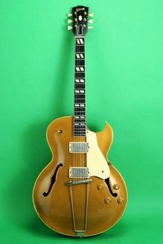 Vintage 1958 Gibson Gold