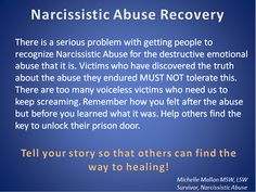 This truly is a prison of Hell for the duration of the relationship, complete with torture.  Narcissistic Abuse Awareness