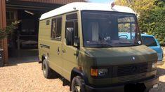 Mercedes Bus, Ambulance, Campervan, Van Life, Live, Awesome, Vehicles, Rv, Car