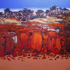 Carole Foster modern art and exhibitions at traffic jam galleries Landscape Art, Landscape Paintings, Paintings I Love, Australian Artists, Western Australia, Awesome Art, Creative Inspiration, Acrylics, The Fosters