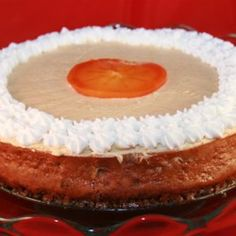 Persimmon Cheesecake - Allrecipes.com