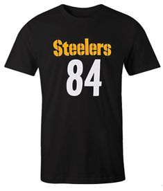 Outerstuff Antonio Pittsburgh Steelers impressive T Shirt Pittsburgh Steelers, Comfortable Outfits, Direct To Garment Printer, Types Of Shirts, Two By Two, Mens Tops, T Shirt, Clothes, Women