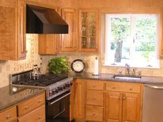 Kitchen countertops and backsplash tile ideas