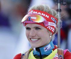 gabriela soukalová - Google'da Ara Sports Women, Olympics, Female, Hats, Athletes, Beauty, Gallery, Winter, Fashion