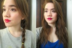 How To Get Wavy Hair Overnight, Broken Down By 4 Different Types Of Braids You Can Comfortably Sleep In