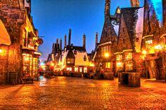 Hogsmeade Remix - Wizarding World of Harry Potter