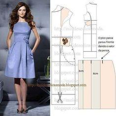 Pola dress cantik  Yuk yang mau coba  #POLABAJU #poladress#polajahit #jahitsendri #CUSTOMEBJAU
