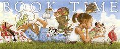 Kadir Nelson - Alice in Wonderland - BookTime