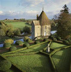 Chateau de Chatillon, Bourgogne
