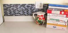 Stylish DIY Decal Backsplash for Kitchen Remodel | Goodwill Industries of the Southern Piedmont